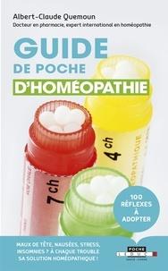Albert-Claude Quemoun - 100 réflexes homéopathie.