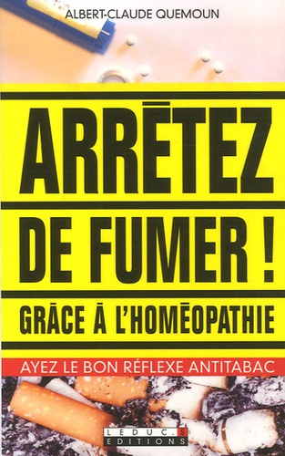 Homeopathie Arret Tabac Sans Grossir
