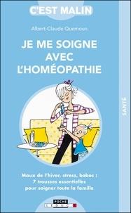 Albert-Claude Quemoun - Je me soigne avec l'homéopathie.