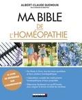 Albert-Claude Quemoun - Ma Bible de l'homéopathie.