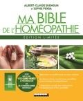 Albert-Claude Quemoun et Sophie Pensa - Ma bible de l'homéopathie - Edition limitée.