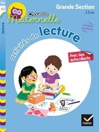 Albert Cohen et Jean Roullier - Activités de lecture Maternelle Grande Section 5-6 ans.