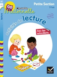 Albert Cohen et Jean Roullier - Activités de lecture Maternelle Petite Section.