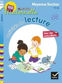 Albert Cohen et Jean Roullier - Activités de lecture Moyenne Section.