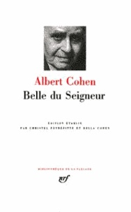 Belle du Seigneur - Albert Cohen | Showmesound.org