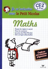 Albert Cohen et Jean Roullier - Maths CE2 8-9 ans - Je m'entraîne avec le Petit Nicolas.