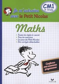 Albert Cohen et Jean Roullier - Maths CM1 - Je m'entraine avec le petit Nicolas.