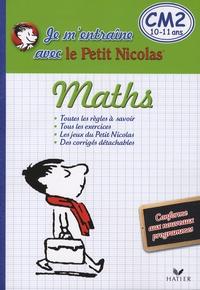 Albert Cohen et Jean Roullier - Maths CM2 - Je m'entraîne avec le Petit Nicolas.