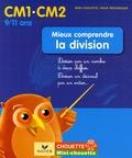 Albert Cohen et Jean Roullier - Mieux comprendre la division CM1-CM2 - Diviser par un nombre à deux chiffres diviser un décimal par un entier.