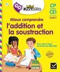Albert Cohen et Jean Roullier - Mini Chouette - Mieux comprendre l'addition et la soustraction CP/CE1 6-8 ans.