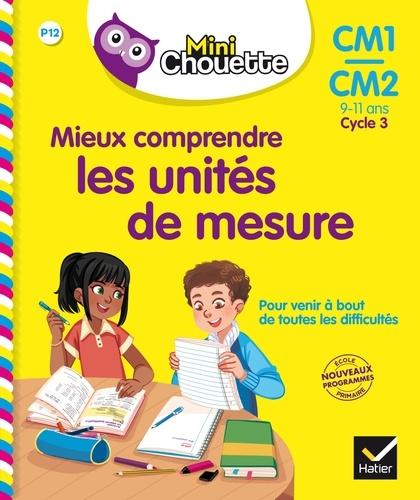 Albert Cohen et Jean Roullier - Mini Chouette - Mieux comprendre les unités de mesure CM1/CM2 9-11 ans.