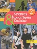 Albert Cohen et Cédric Passard - Sciences Economiques et Sociales 2nd - Programme 2010.