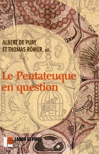 Albert de Pury et Thomas Römer - .