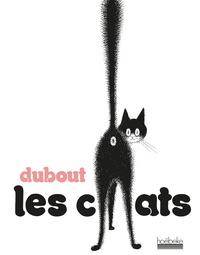 Albert Dubout - Les chats.