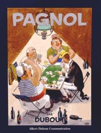 Albert Dubout - Pagnol.