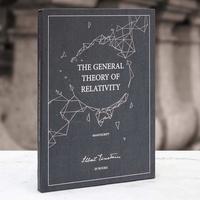Albert Einstein - The General Theory of Relativity - Manuscript.