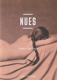 Albert Fays et Alexandre Quinet - Nues - Femmes lascives.