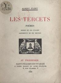 Albert Flory et Ph. Brunot - Les tercets.
