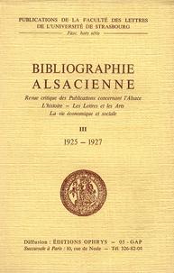 Bibliographie alsacienne - Tome 3, 1925-1927.pdf