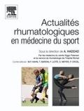 Albert Haddad - Actualités rhumatologiques en médecine du sport.
