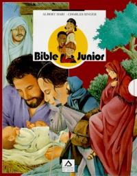 Albert Hari et Charles Singer - Bible Junior - Coffret 12 volumes.