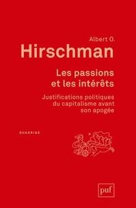 Openwetlab.it Les passions et les intérêts - Justifications politiques du capitalisme avant son apogée Image