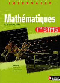 Albert Hugon - Mathématiques 1re STMG - Programme 2012.