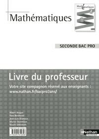 Mathématiques Seconde Bac pro - Livre du professeur.pdf