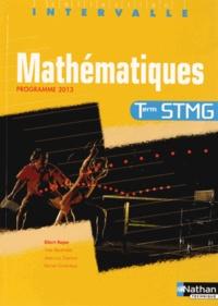 Albert Hugon - Mathématiques Tle STMG - Programme 2013.