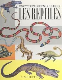 Albert Jeannin et George Thompson - Les reptiles.