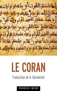 Albert Kazimirski - Le Coran.