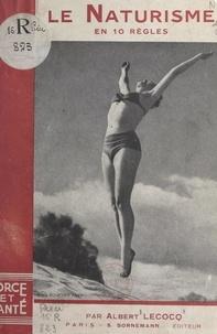 Albert Lecocq - Le naturisme en 10 règles.