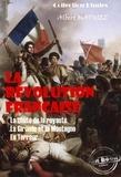 Albert Mathiez - La révolution française : La chute de la royauté, La Gironde et la Montagne, La Terreur - édition intégrale.