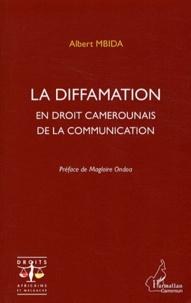 Accentsonline.fr La diffamation en droit camerounais de la communication Image