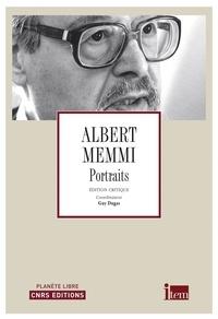 Albert Memmi - Portraits.