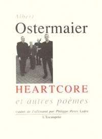 Albert Ostermaier - .