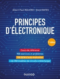 Albert Paul Malvino et David J. Bates - Principes d'électronique.