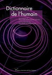 Albert Piette et Jean-Michel Salanskis - Dictionnaire de l'humain.