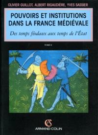 Albert Rigaudière et Olivier Guillot - .