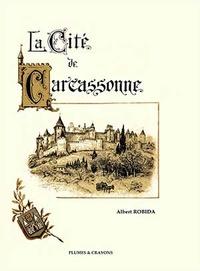 Albert Robida - La cité de Carcassonne.