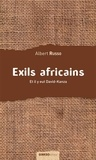 Albert Russo - Exils africains - Et il y eut David-Kanza.