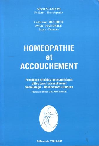 Homéopathie et accouchement. Principaux remèdes homéopathiques utiles dans l'accouchement, séméiologie, observations cliniques