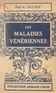 Albert Sézary et Paul Montel - Les maladies vénériennes.