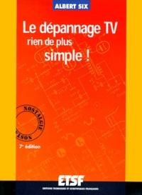Ucareoutplacement.be Le dépannage TV rien de plus simple! 7ème édition Image