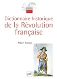 Albert Soboul - Dictionnaire historique de la Révolution française.