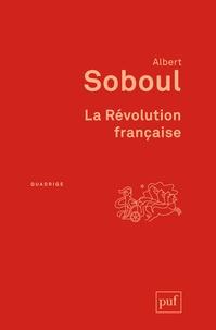 Albert Soboul - La Révolution française.