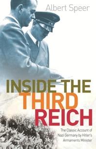 Albert Speer - Inside The Third Reich.