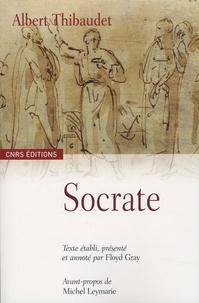 Albert Thibaudet - Socrate.