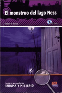 Albert Torras - El monstruo del lago Ness. 1 CD audio