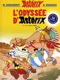 Albert Uderzo et René Goscinny - Astérix Tome 26 : L'odyssée d'Astérix - Avec un dossier inédit de 16 pages.